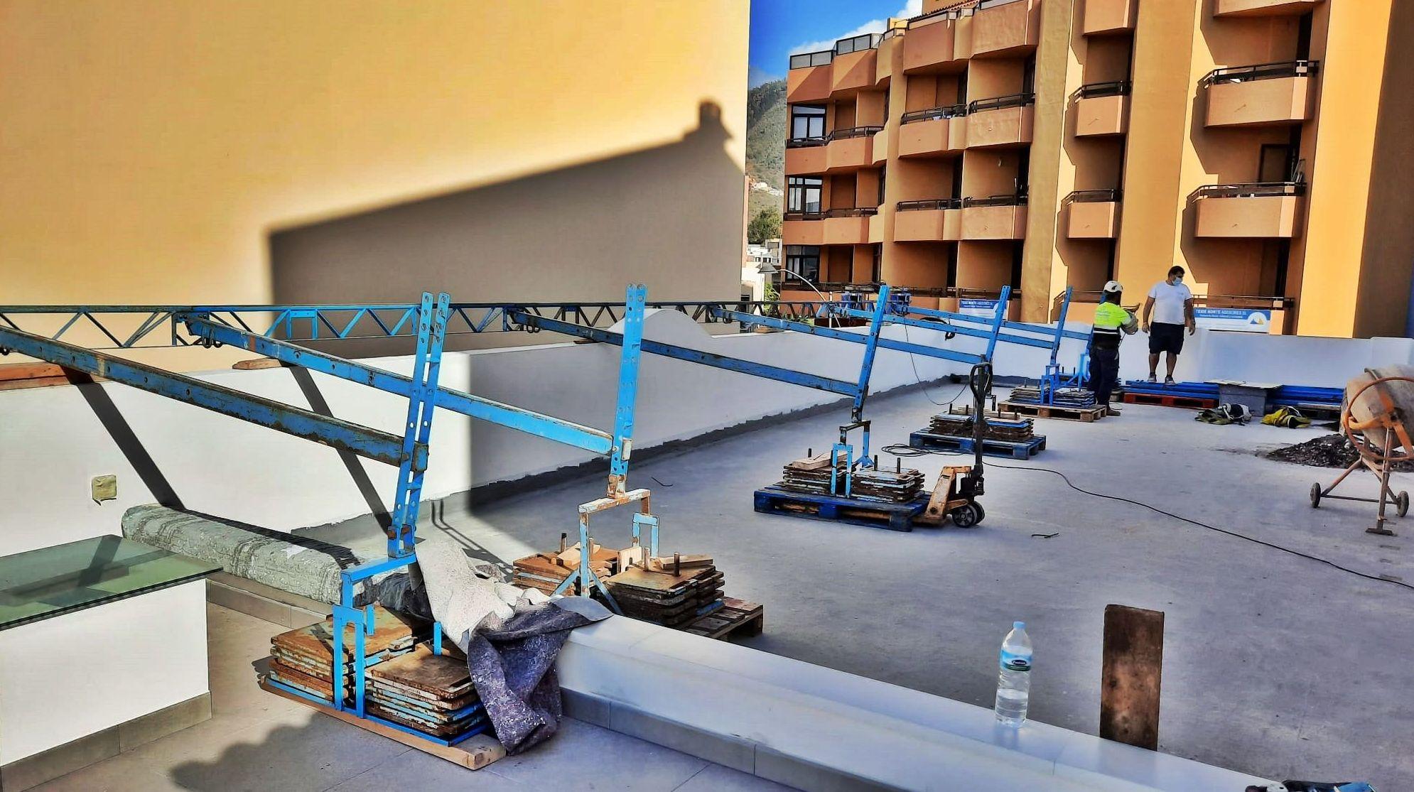Foto 178 de Andamios en La Victoria de Acentejo   Servicios Tracentejo, S.L.