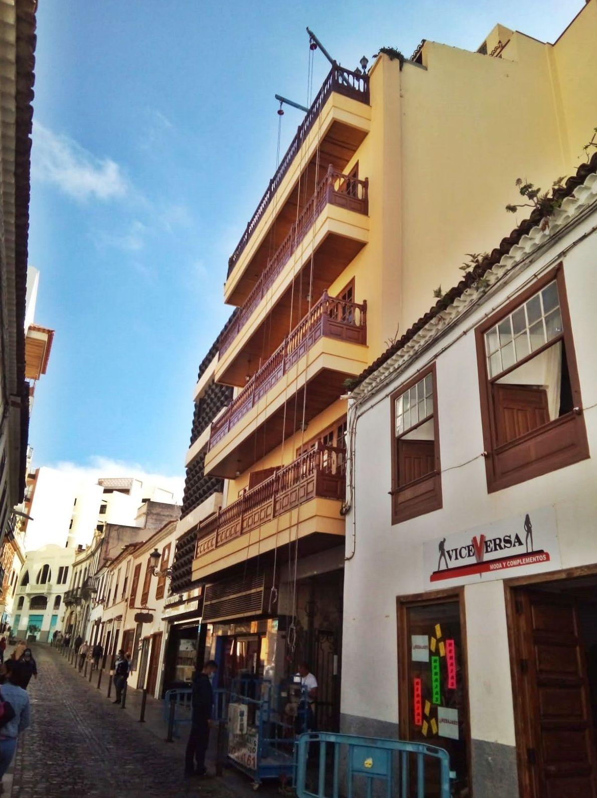 Foto 140 de Andamios en La Victoria de Acentejo | Servicios Tracentejo, S.L.