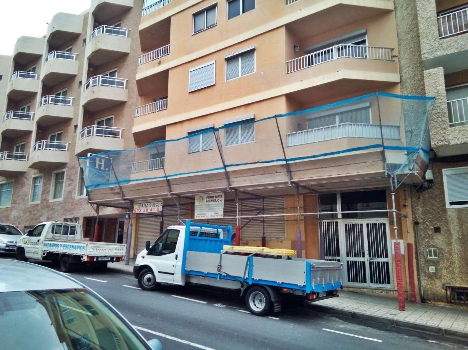Foto 158 de Andamios en La Victoria de Acentejo | Servicios Tracentejo, S.L.