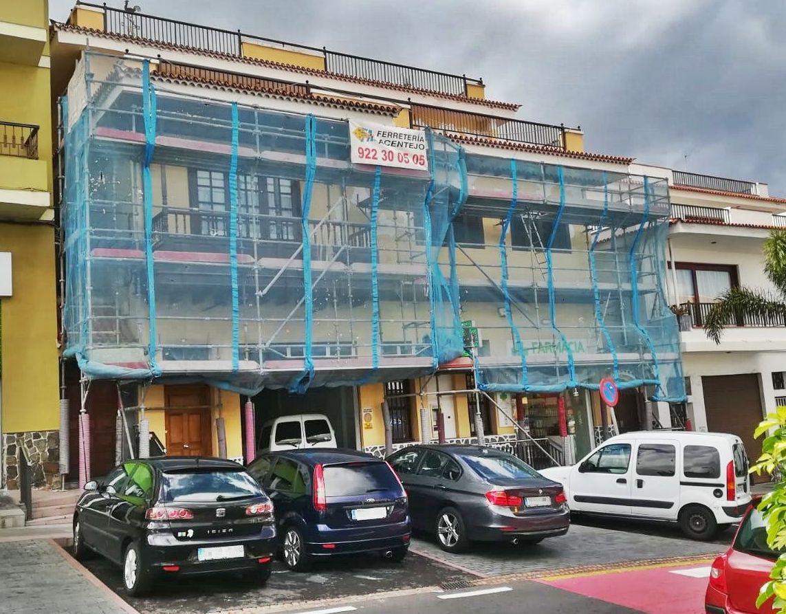 Foto 153 de Andamios en La Victoria de Acentejo   Servicios Tracentejo, S.L.