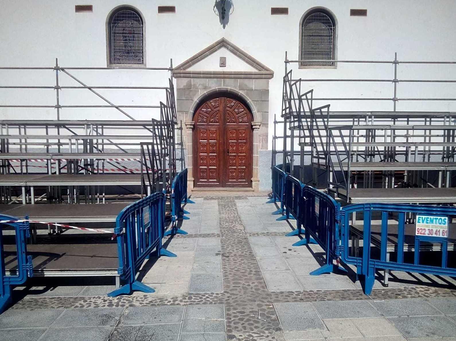 Foto 343 de Andamios en La Victoria de Acentejo | Servicios Tracentejo, S.L.