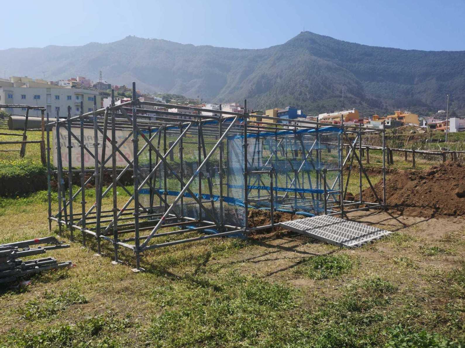 Foto 502 de Andamios en La Victoria de Acentejo | Servicios Tracentejo, S.L.