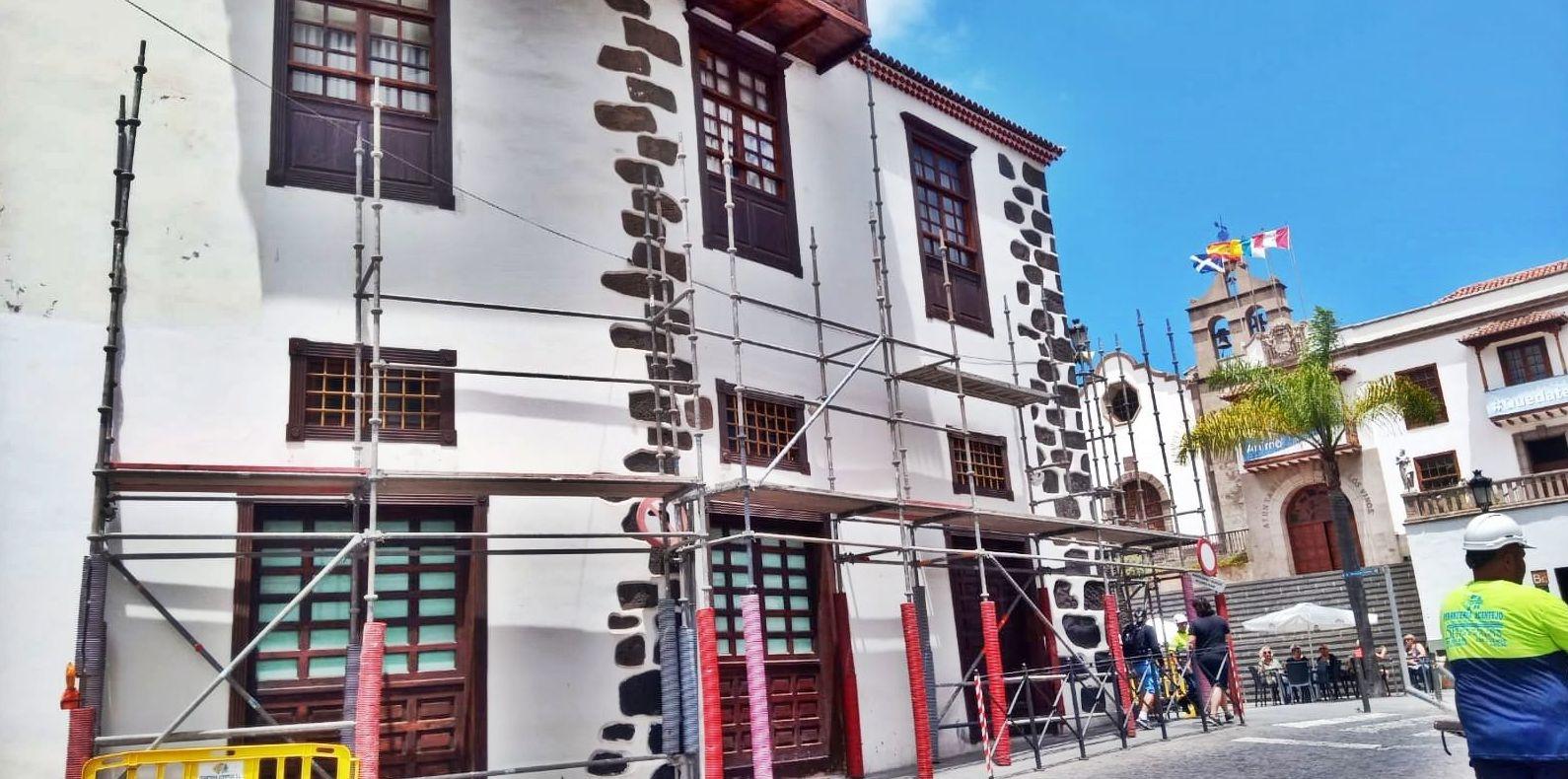 Foto 97 de Andamios en La Victoria de Acentejo | Servicios Tracentejo, S.L.