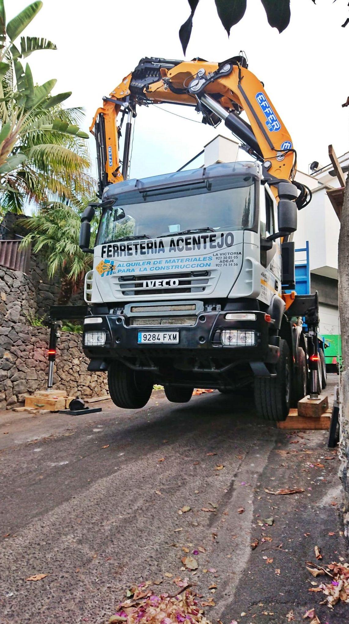Foto 136 de Andamios en La Victoria de Acentejo   Servicios Tracentejo, S.L.