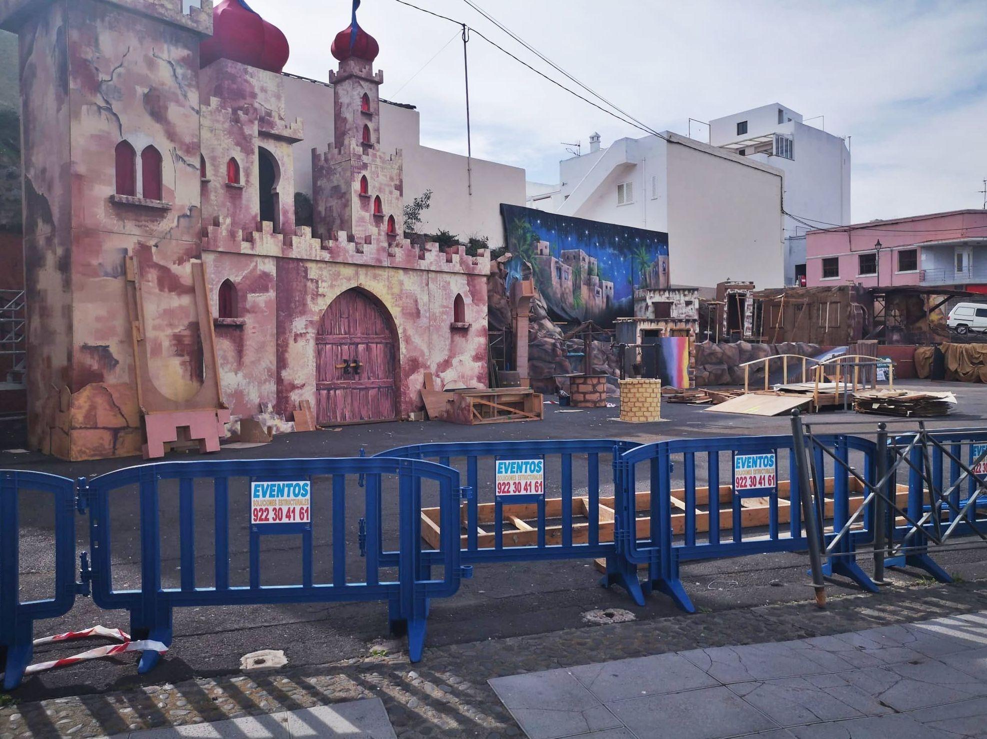 Foto 126 de Andamios en La Victoria de Acentejo | Servicios Tracentejo, S.L.