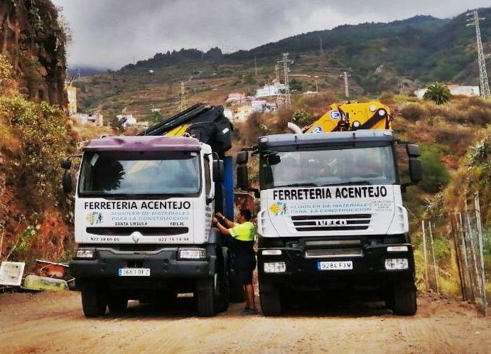 Foto 133 de Andamios en La Victoria de Acentejo | Servicios Tracentejo, S.L.