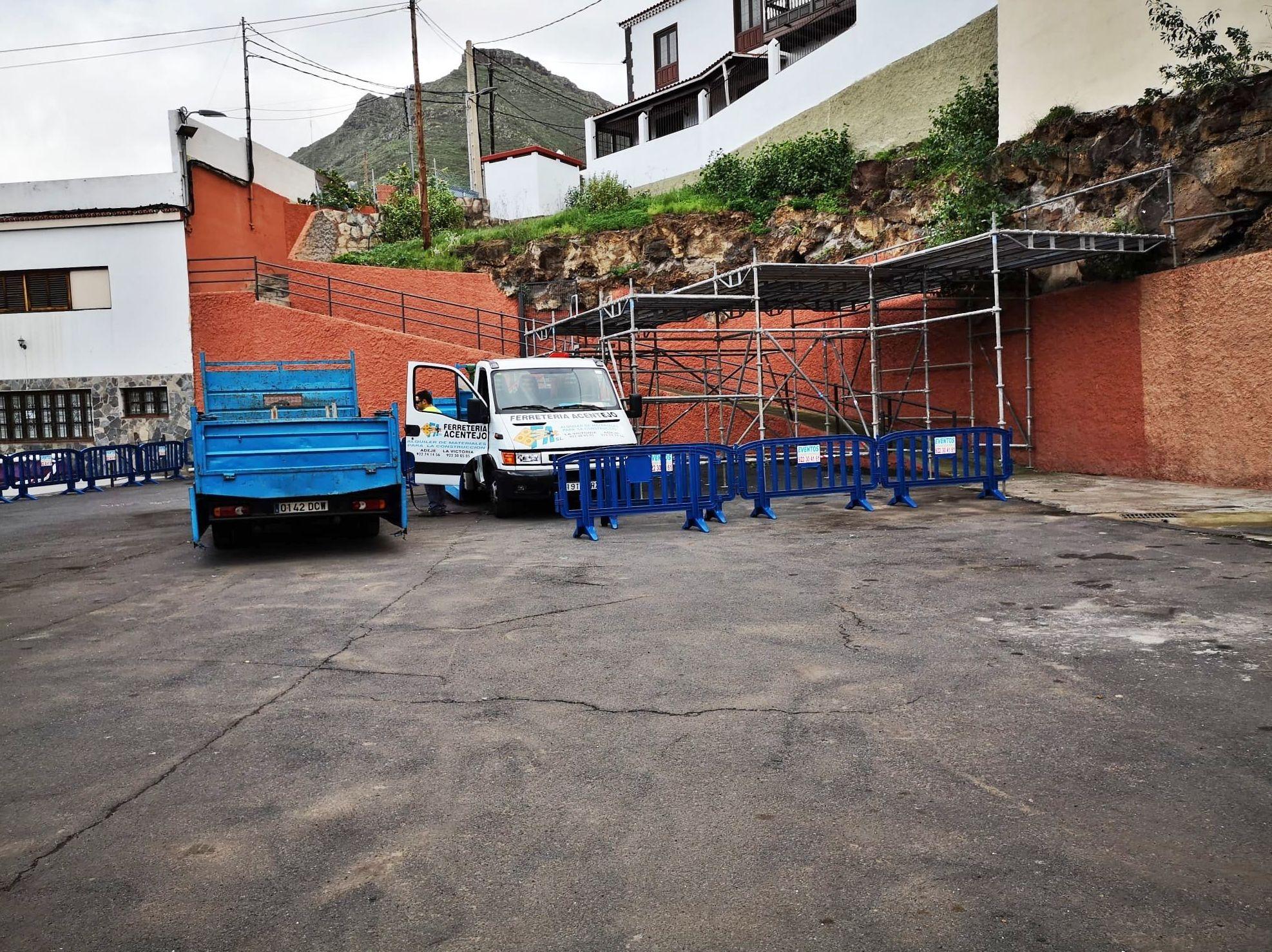 Foto 189 de Andamios en La Victoria de Acentejo | Servicios Tracentejo, S.L.