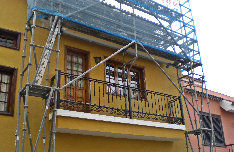 Foto 342 de Andamios en La Victoria de Acentejo | Servicios Tracentejo, S.L.
