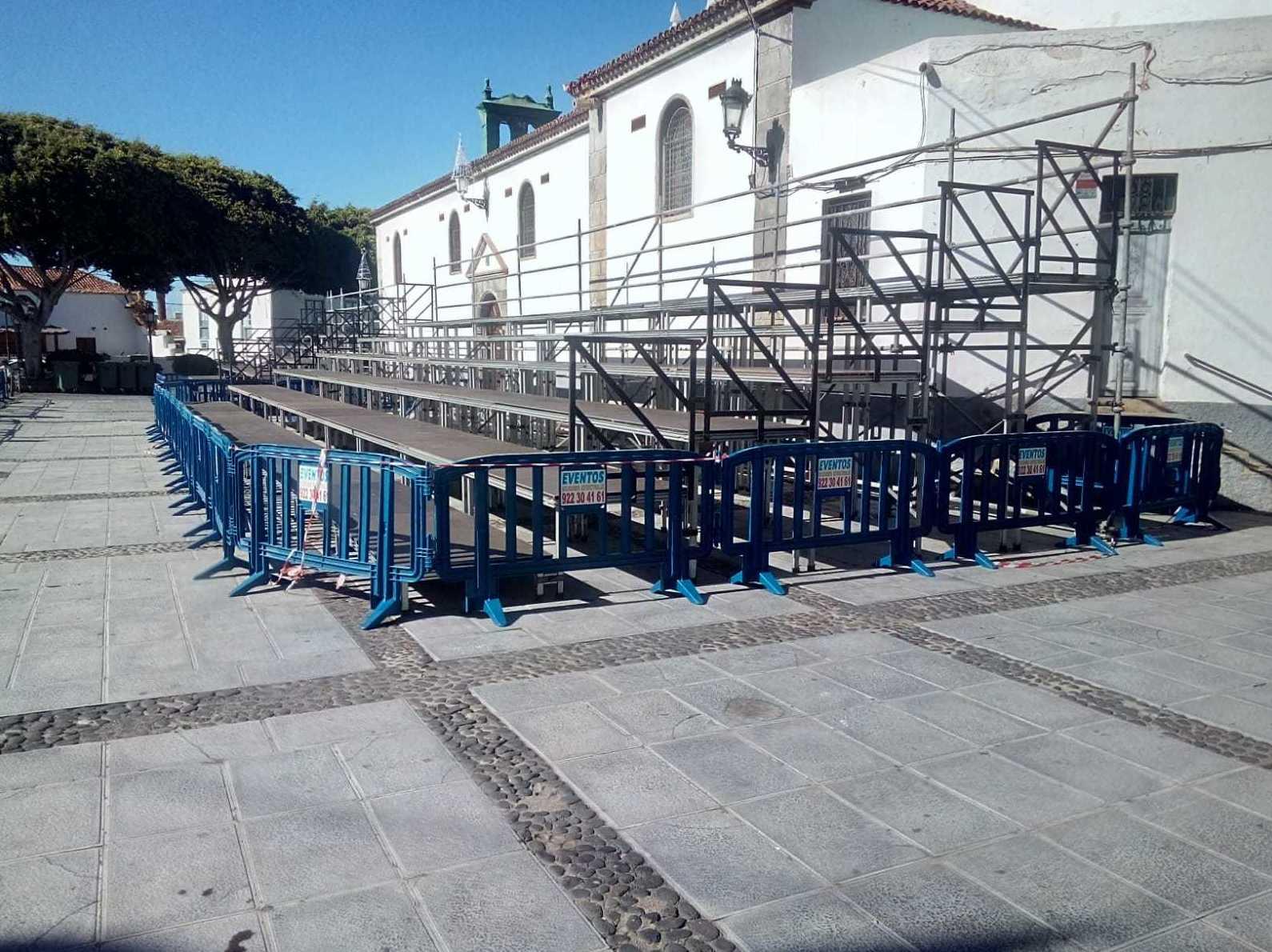 Foto 188 de Andamios en La Victoria de Acentejo | Servicios Tracentejo, S.L.