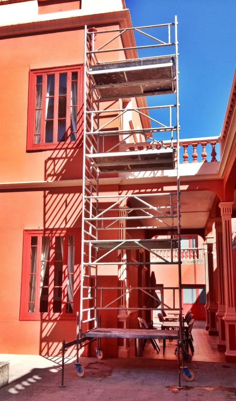 Foto 143 de Andamios en La Victoria de Acentejo   Servicios Tracentejo, S.L.