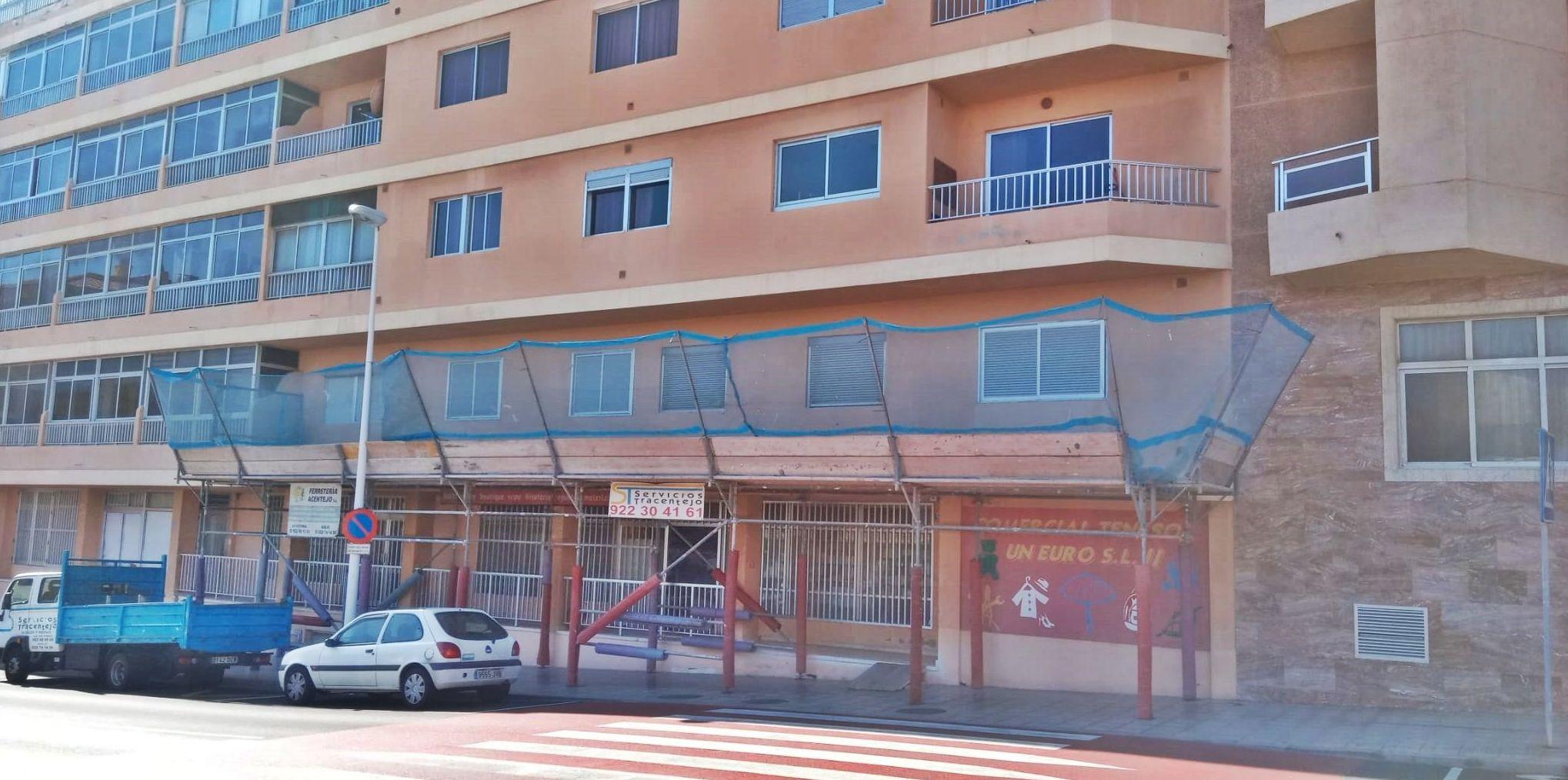 Foto 11 de Andamios en La Victoria de Acentejo | Servicios Tracentejo, S.L.