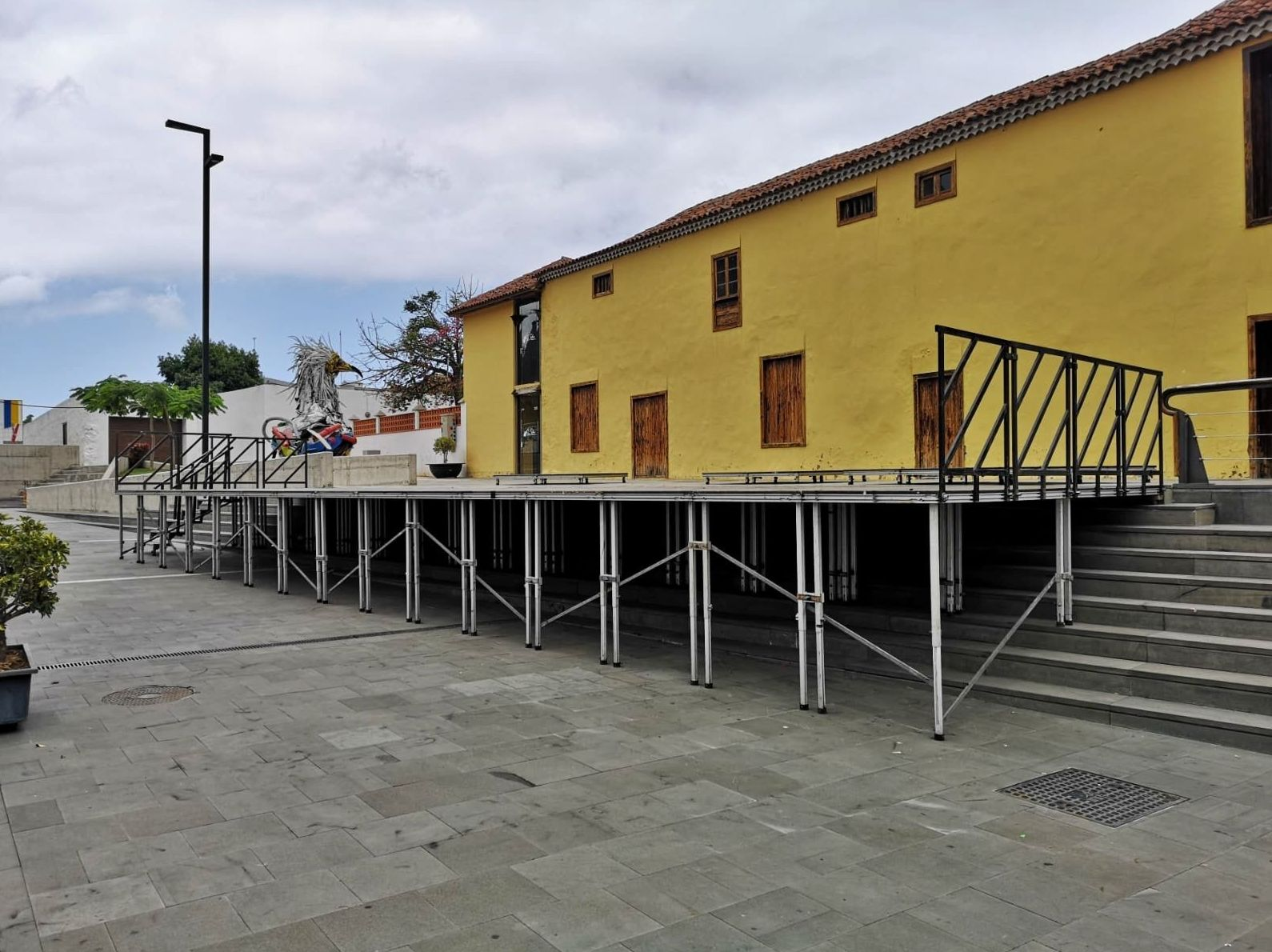 Foto 82 de Andamios en La Victoria de Acentejo | Servicios Tracentejo, S.L.