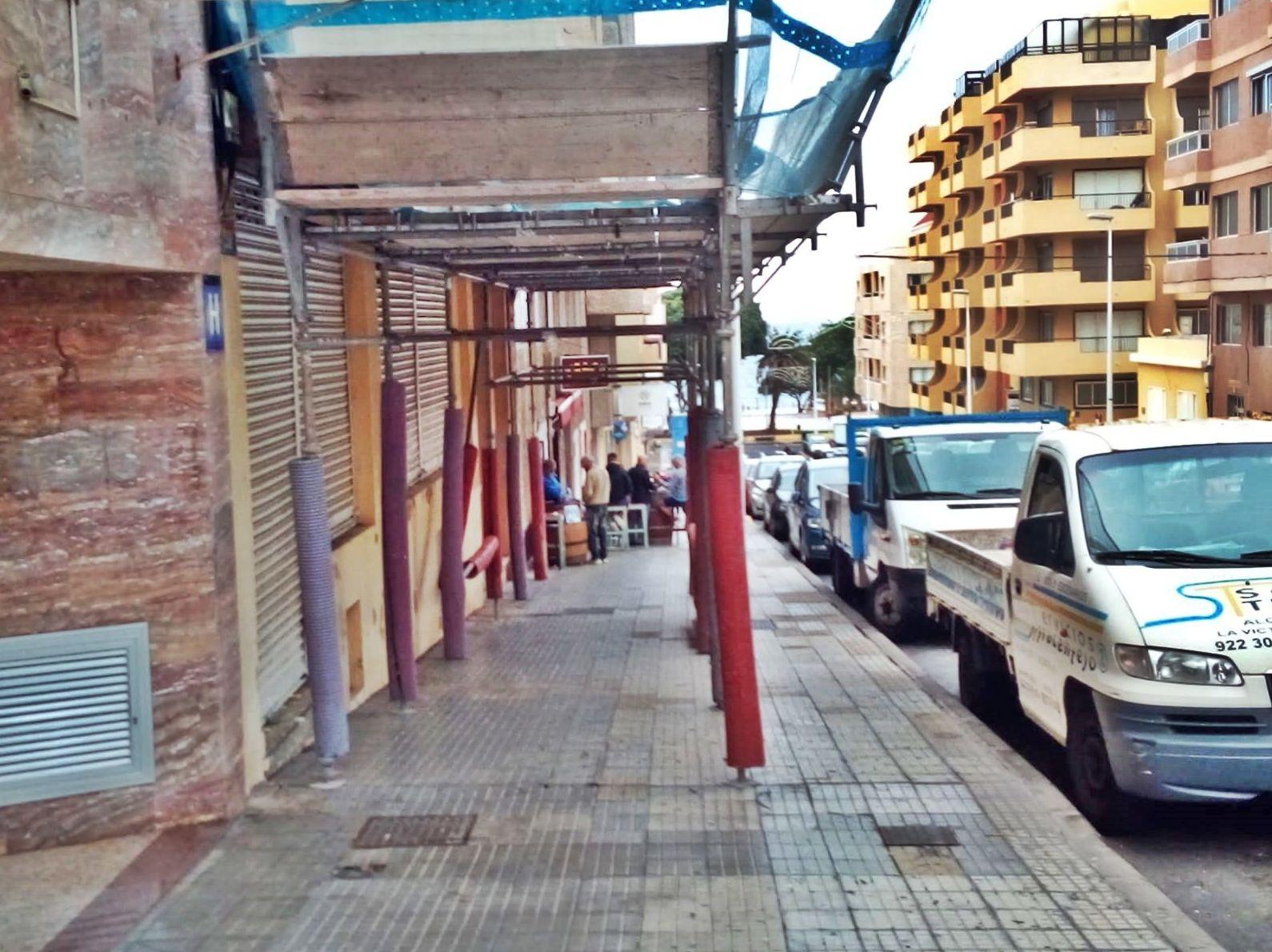 Foto 160 de Andamios en La Victoria de Acentejo | Servicios Tracentejo, S.L.