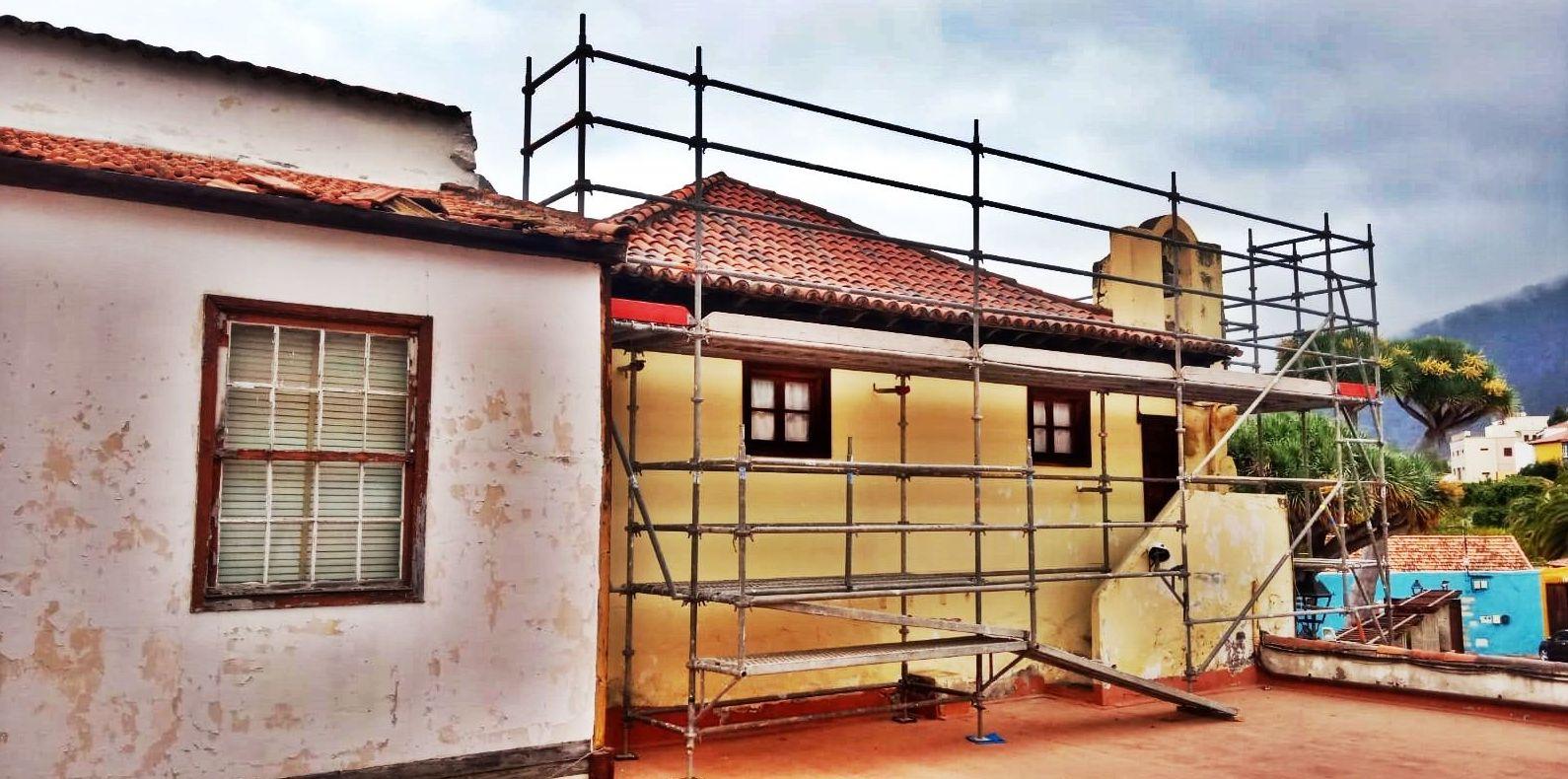 Foto 103 de Andamios en La Victoria de Acentejo | Servicios Tracentejo, S.L.