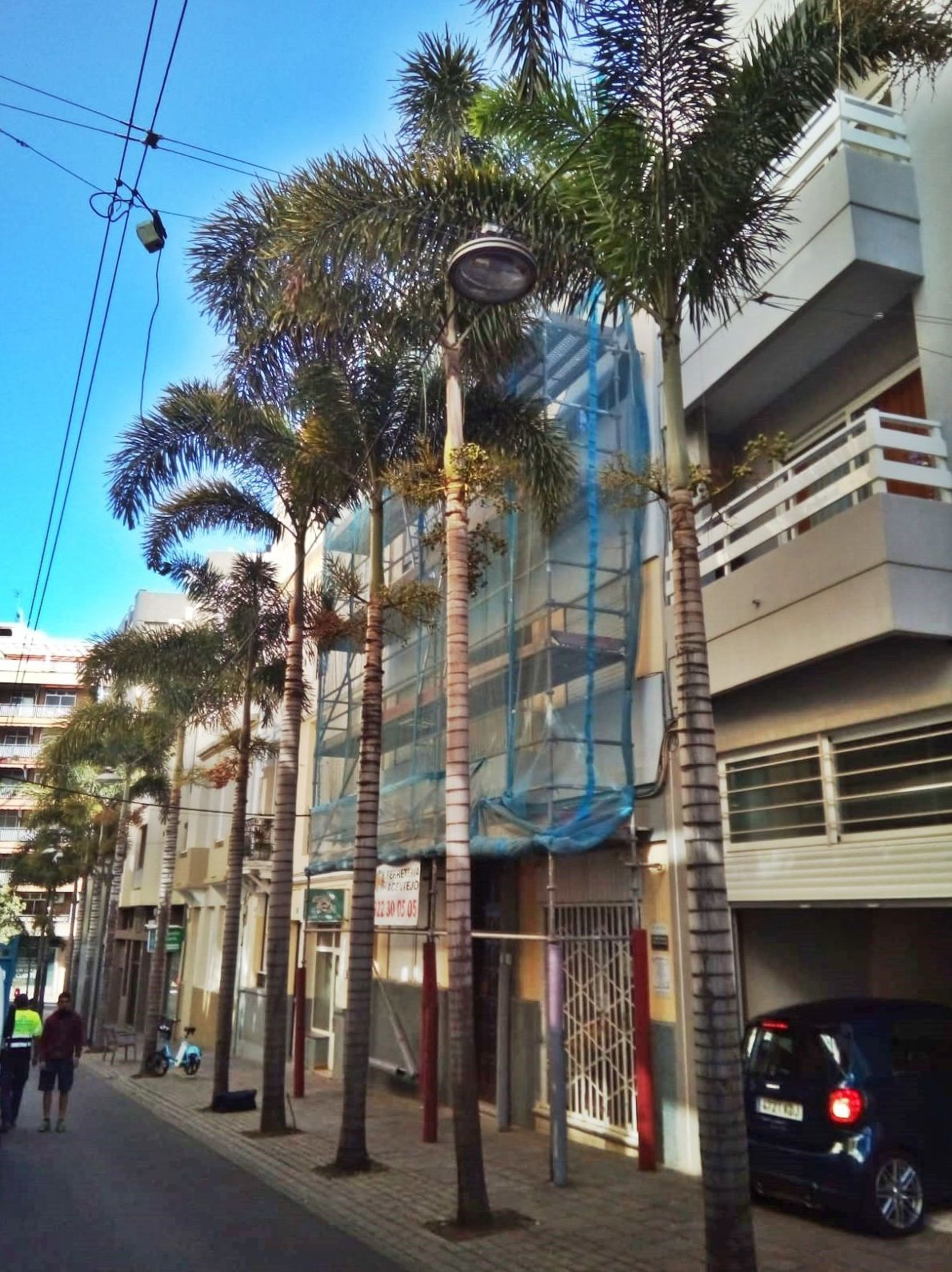Foto 16 de Andamios en La Victoria de Acentejo   Servicios Tracentejo, S.L.