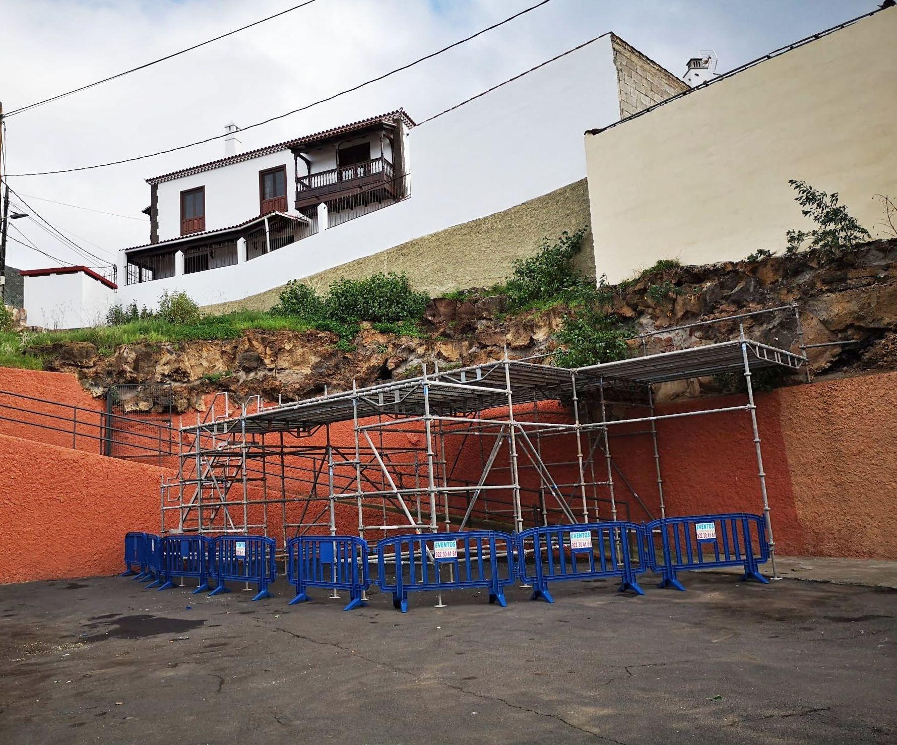 Foto 389 de Andamios en La Victoria de Acentejo | Servicios Tracentejo, S.L.
