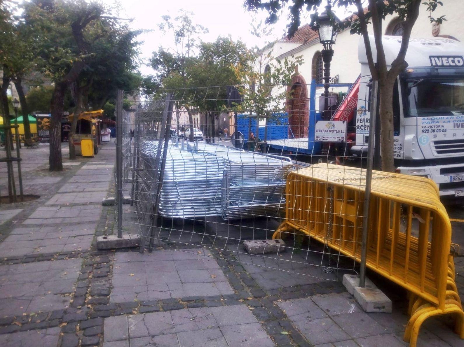 Foto 84 de Andamios en La Victoria de Acentejo | Servicios Tracentejo, S.L.
