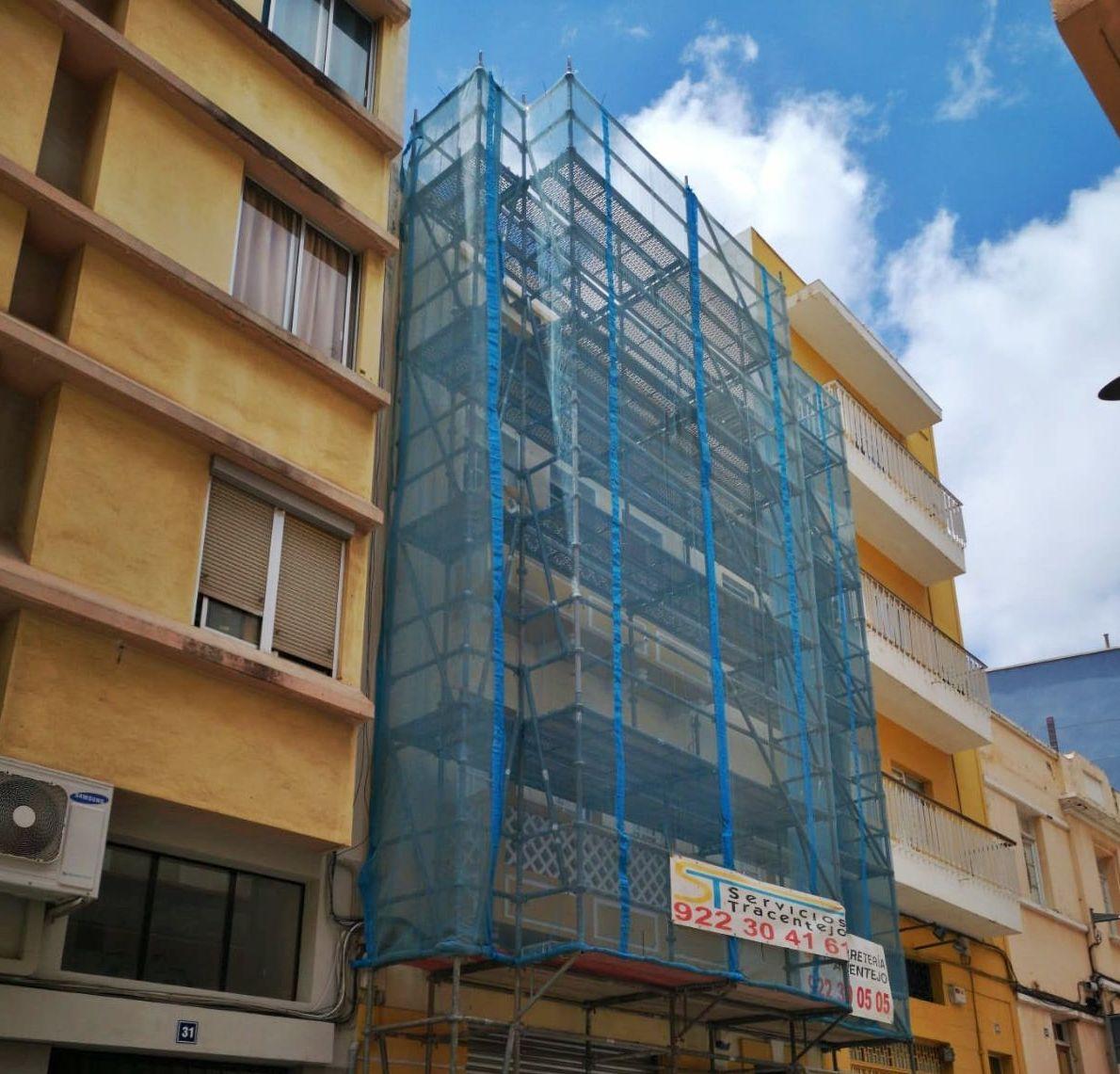 Foto 228 de Andamios en La Victoria de Acentejo | Servicios Tracentejo, S.L.