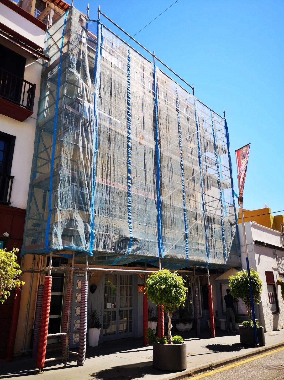 Foto 435 de Andamios en La Victoria de Acentejo | Servicios Tracentejo, S.L.