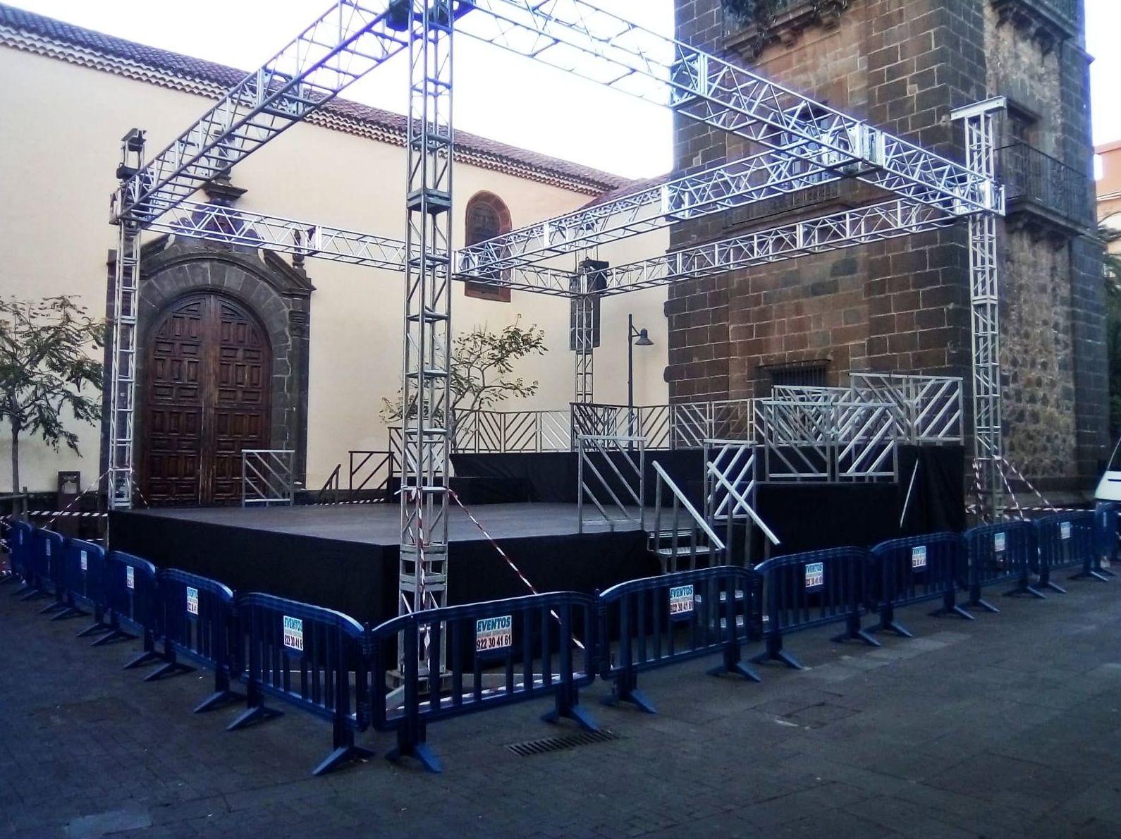 Foto 45 de Andamios en La Victoria de Acentejo | Servicios Tracentejo, S.L.