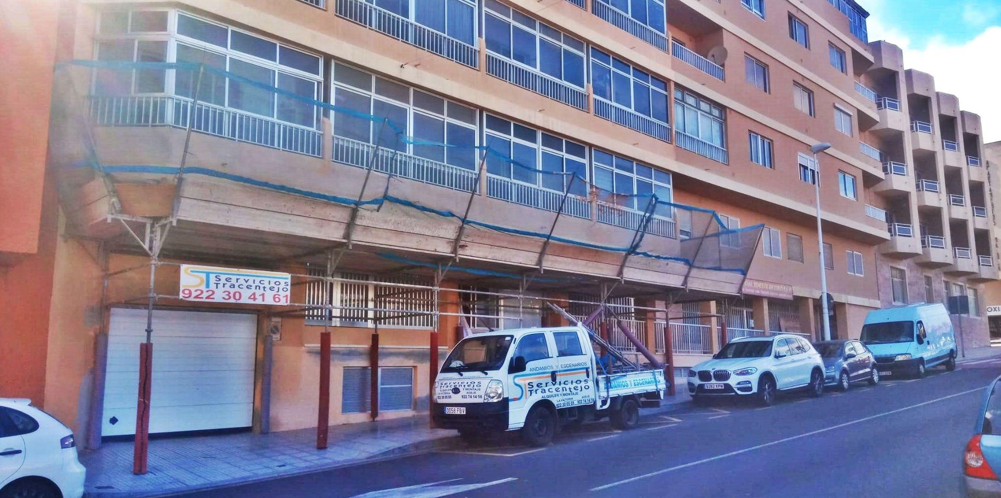 Foto 20 de Andamios en La Victoria de Acentejo | Servicios Tracentejo, S.L.