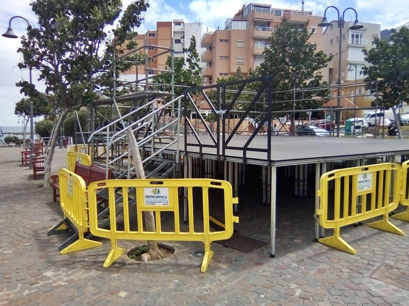 Foto 50 de Andamios en La Victoria de Acentejo | Servicios Tracentejo, S.L.