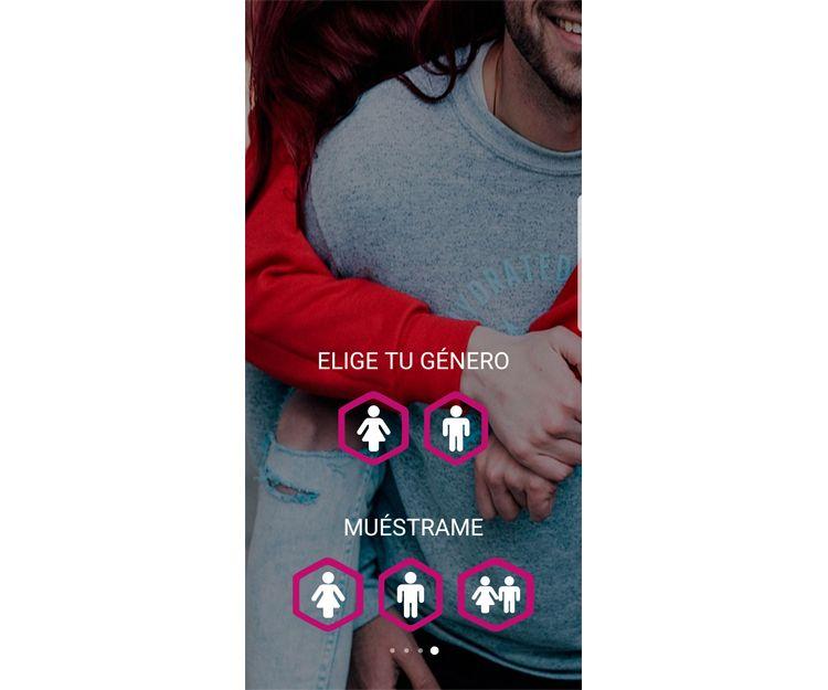 Aplicación gratuita para solteros