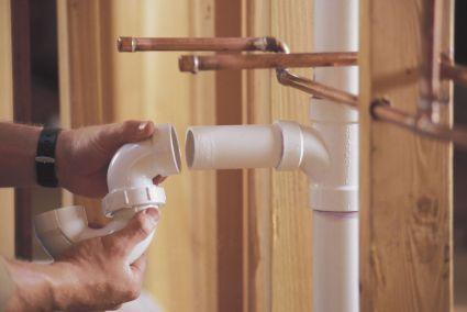 Instalación de nuevas tuberías