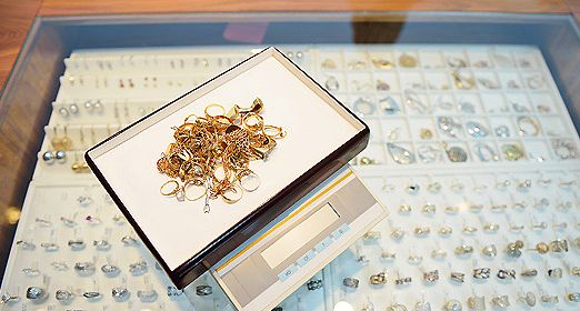 Máxima tasación de joyas en Madrid