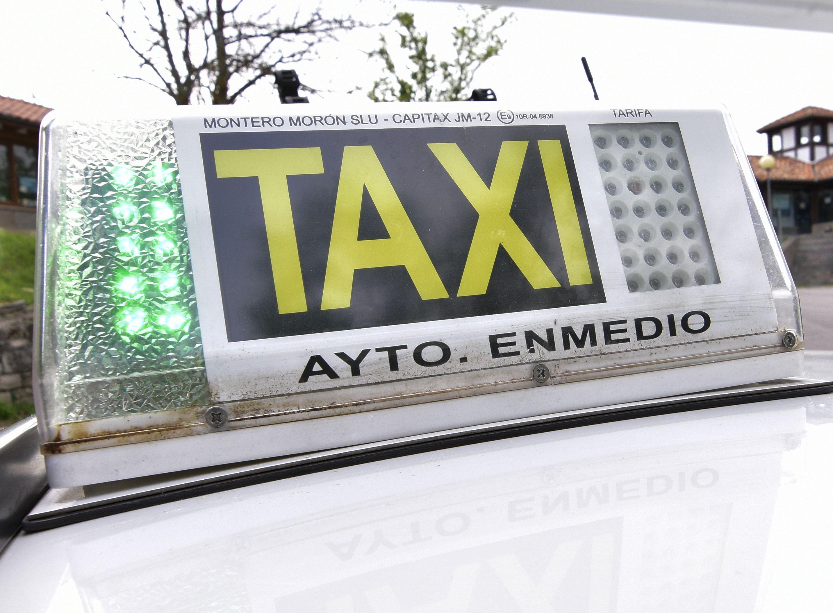 Taxi para viajes de largo recorrido