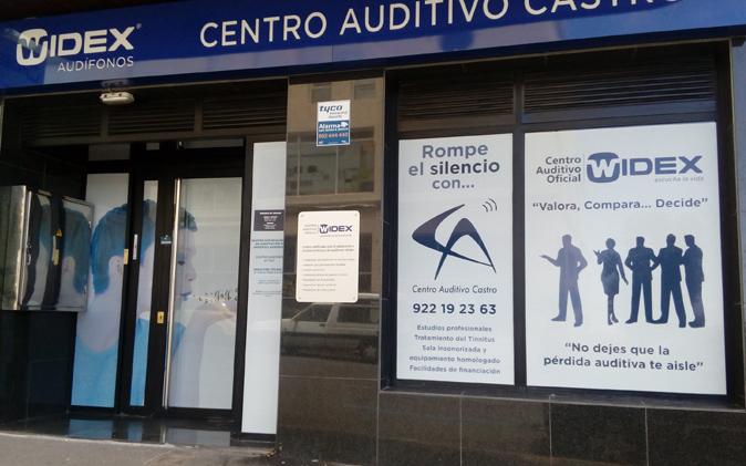 Centro auditivo Castro