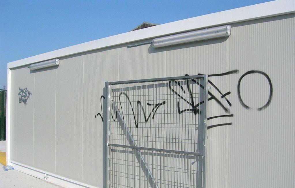 Stop Graffiti: Servicios de Los Cazagraffitis