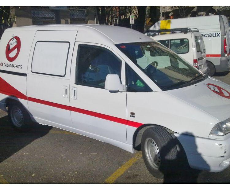 Empresa especialista en limpieza de grafitis en Barcelona