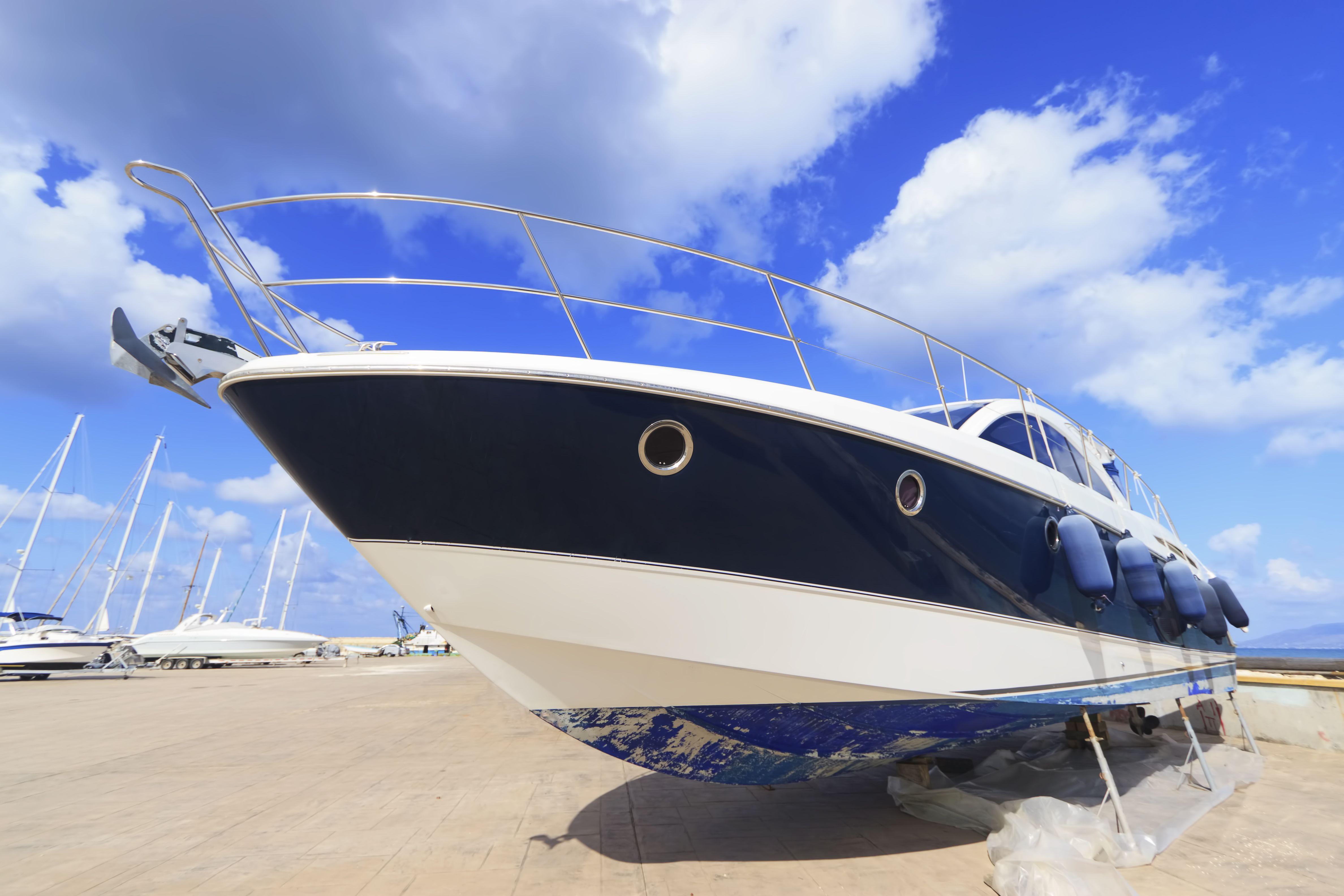 Boat maintenance Málaga