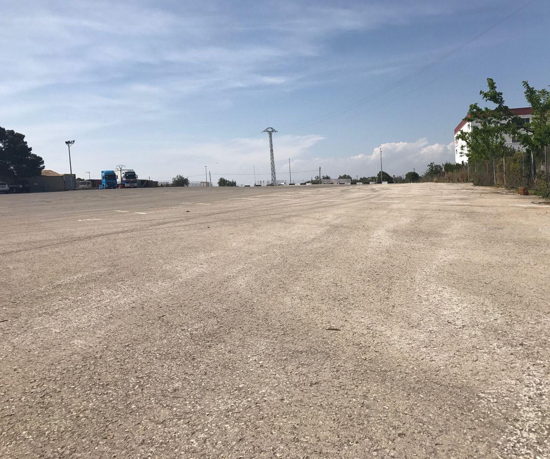 Parking 24 horas en Paterna