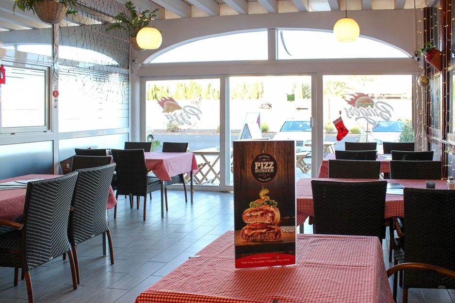 Restaurantes en Playa Blanca, Yaiza