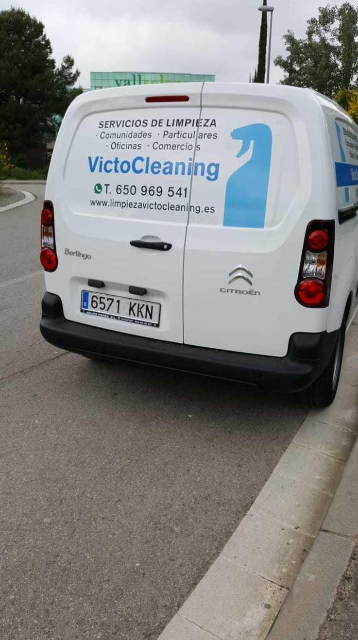 Foto 2 de Empresas de limpieza en Les Fonts | Limpieza Victocleaning