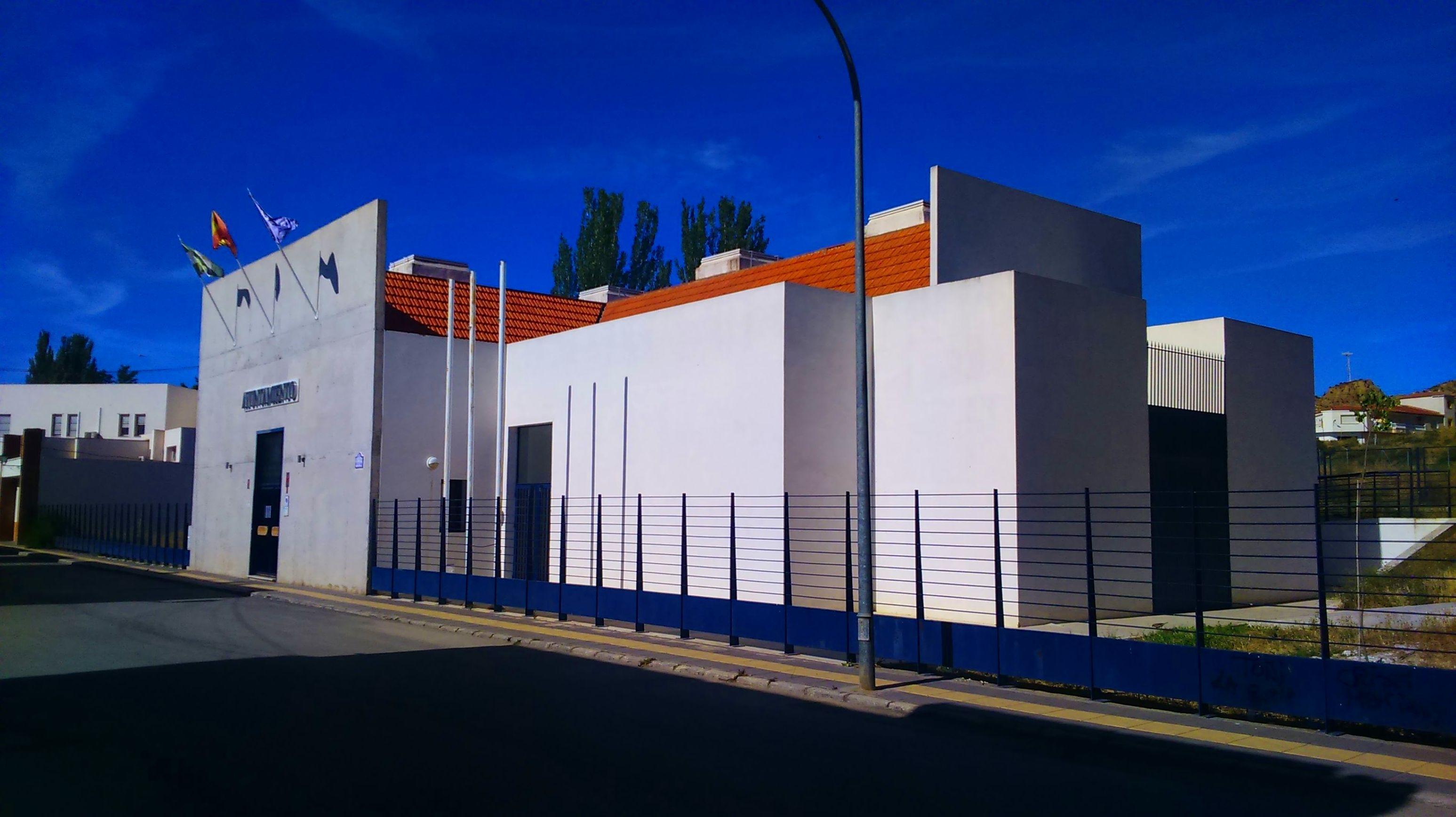 AYUNTAMIENTO DE PURULLENA (GRANADA) - Adaptación del Mercado Municipal