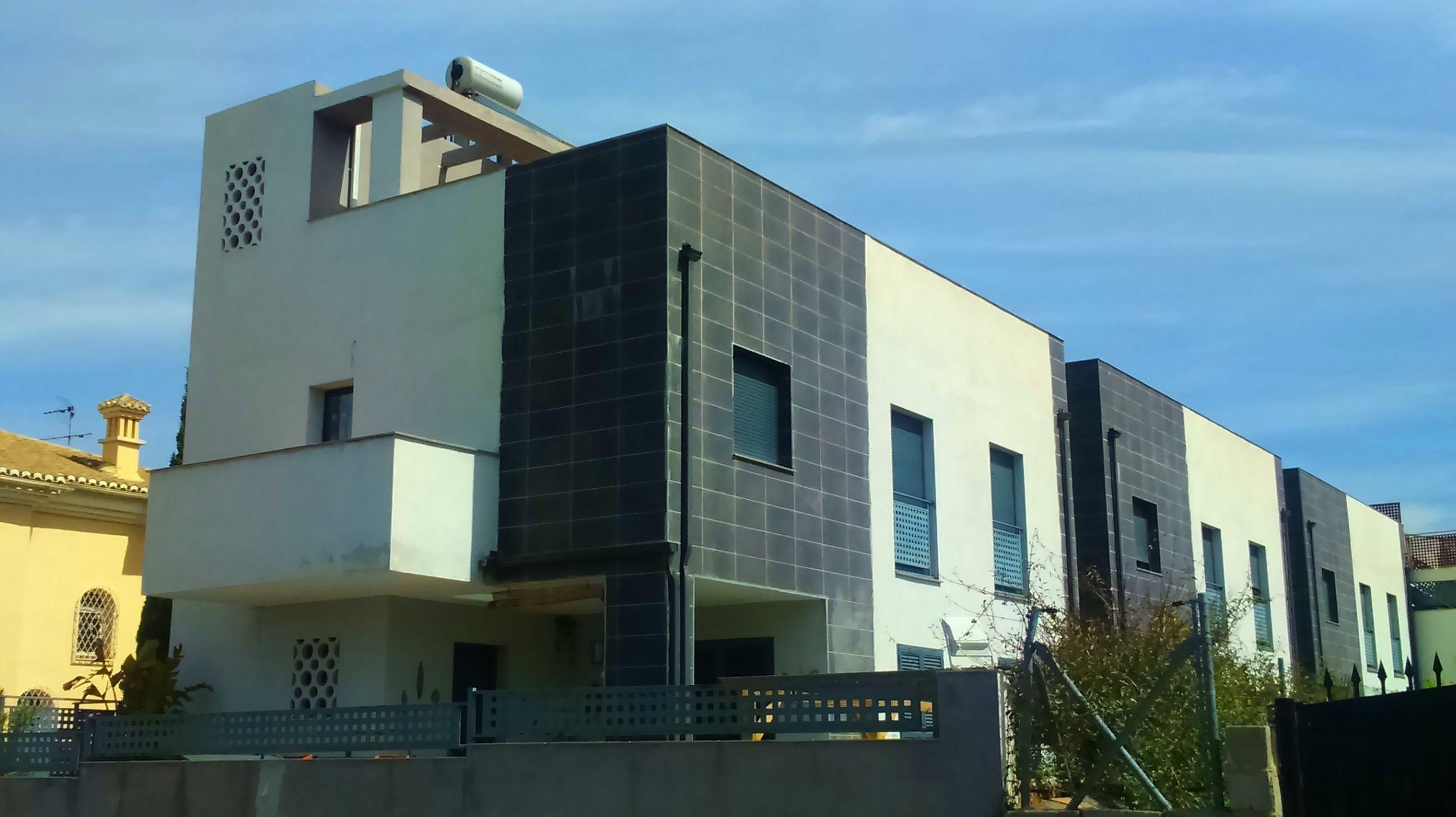 Promoción de 4 Viviendas Unifamiliares en Los Ogíjares (Granada) - Dirección de Obra
