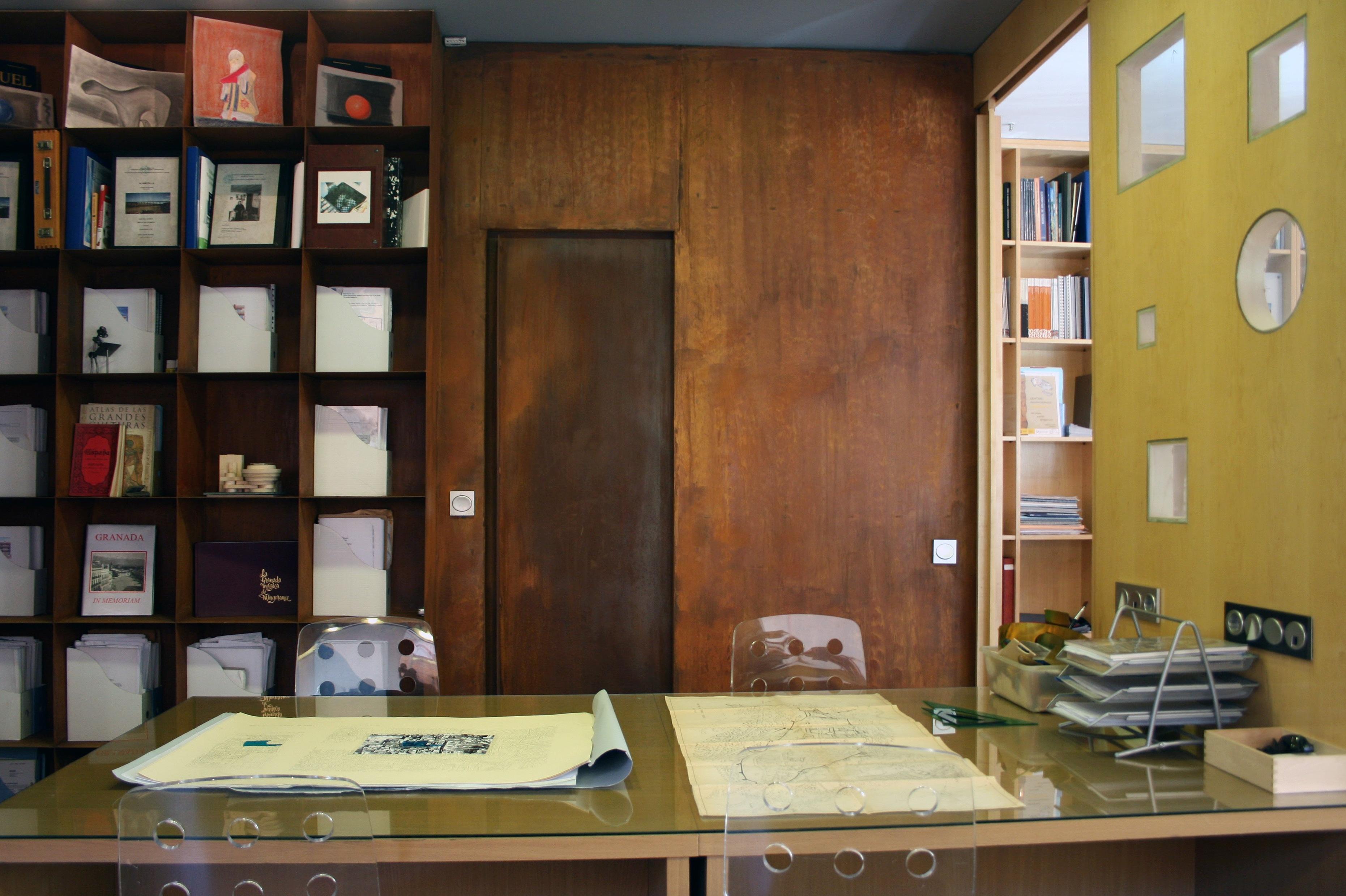 Estudio de Arquitectura Pablo Navas - Zona de trabajo-2