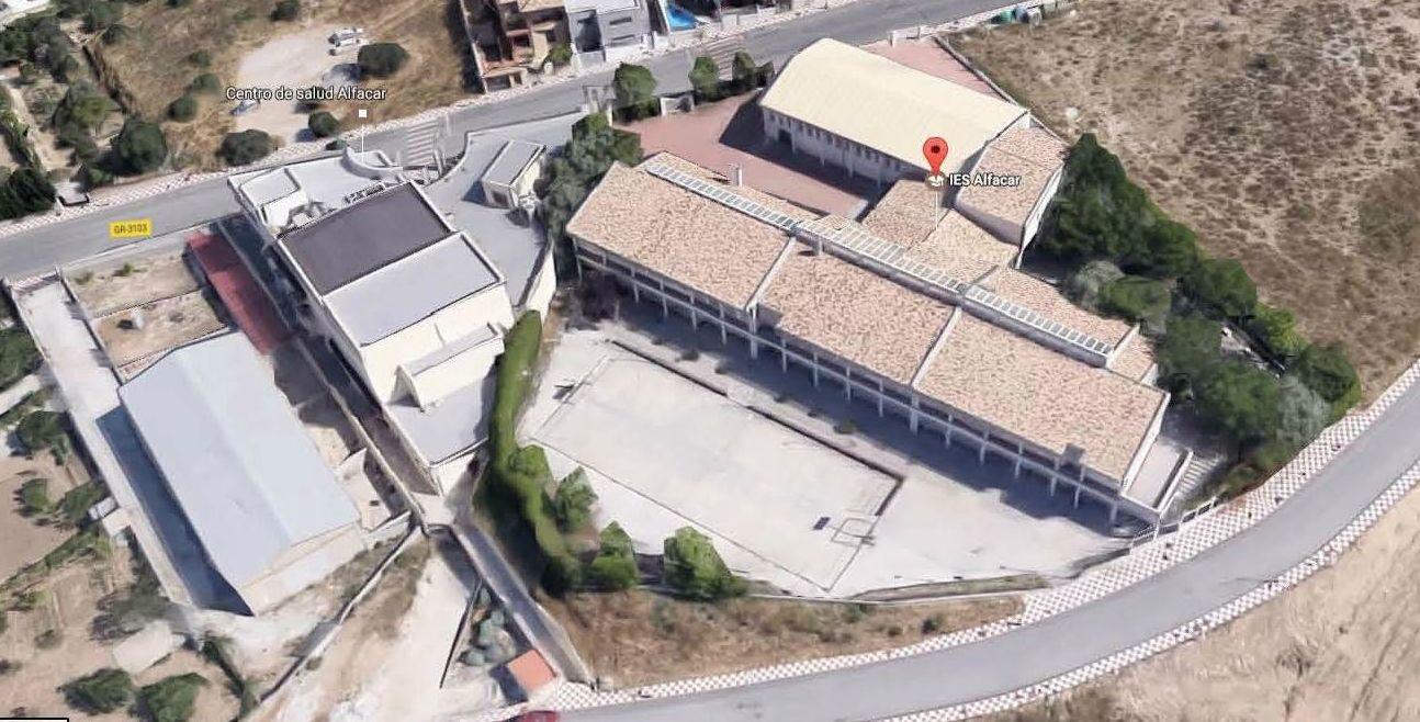 """Instituto de Educación Secundaria """"Al - Fakar"""" , en Alfacar (Granada) - Dirección de Obras"""