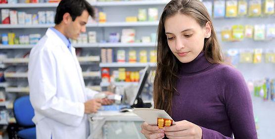 Farmacia especializada en sistemas de dosificación personalizada (SPL) para tratamientos