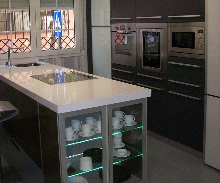 Tienda de cocinas a medida en Granada