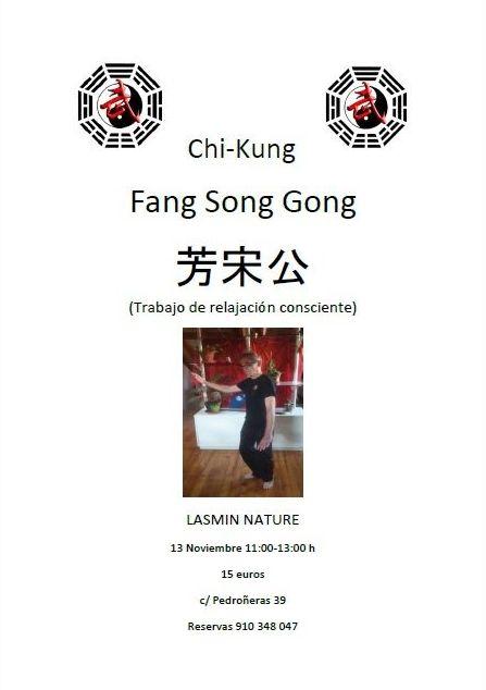 Chi Kung 13 de Noviembre de 2016