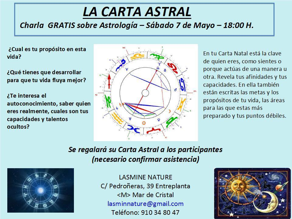 La carta Astral