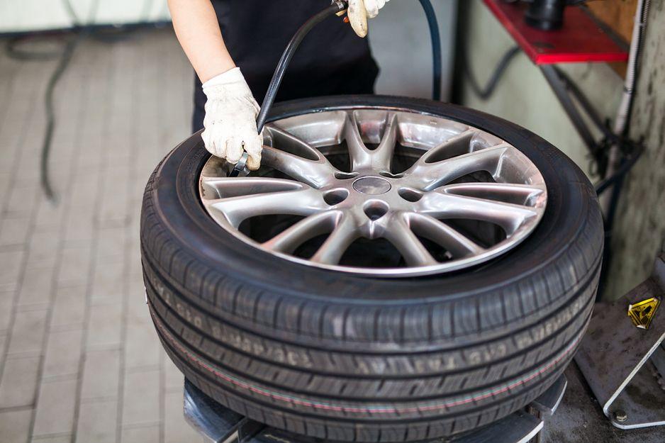 Taller especializado en neumáticos en Carabanchel