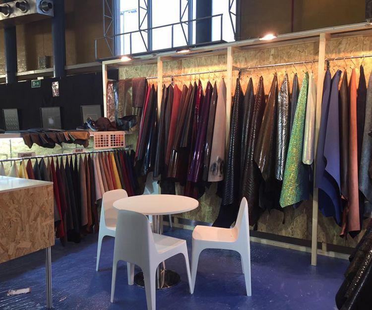 Pieles para fábricas de artículos de marroquinería en Alicante