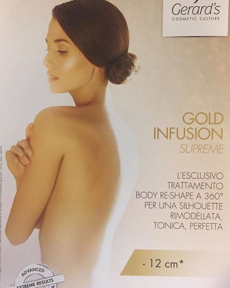 GOLD INFUSION SUPREME: Servicios de Bella Stetic