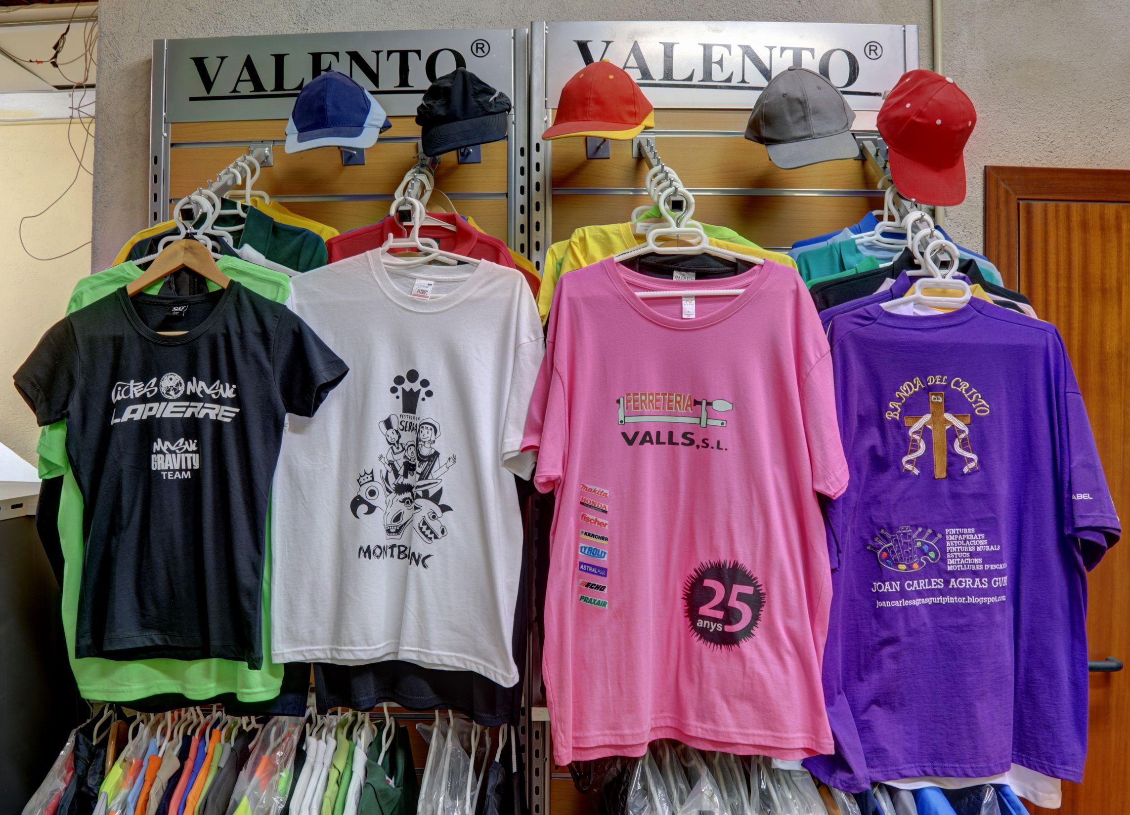 Especialistas en bordados en Tarragona