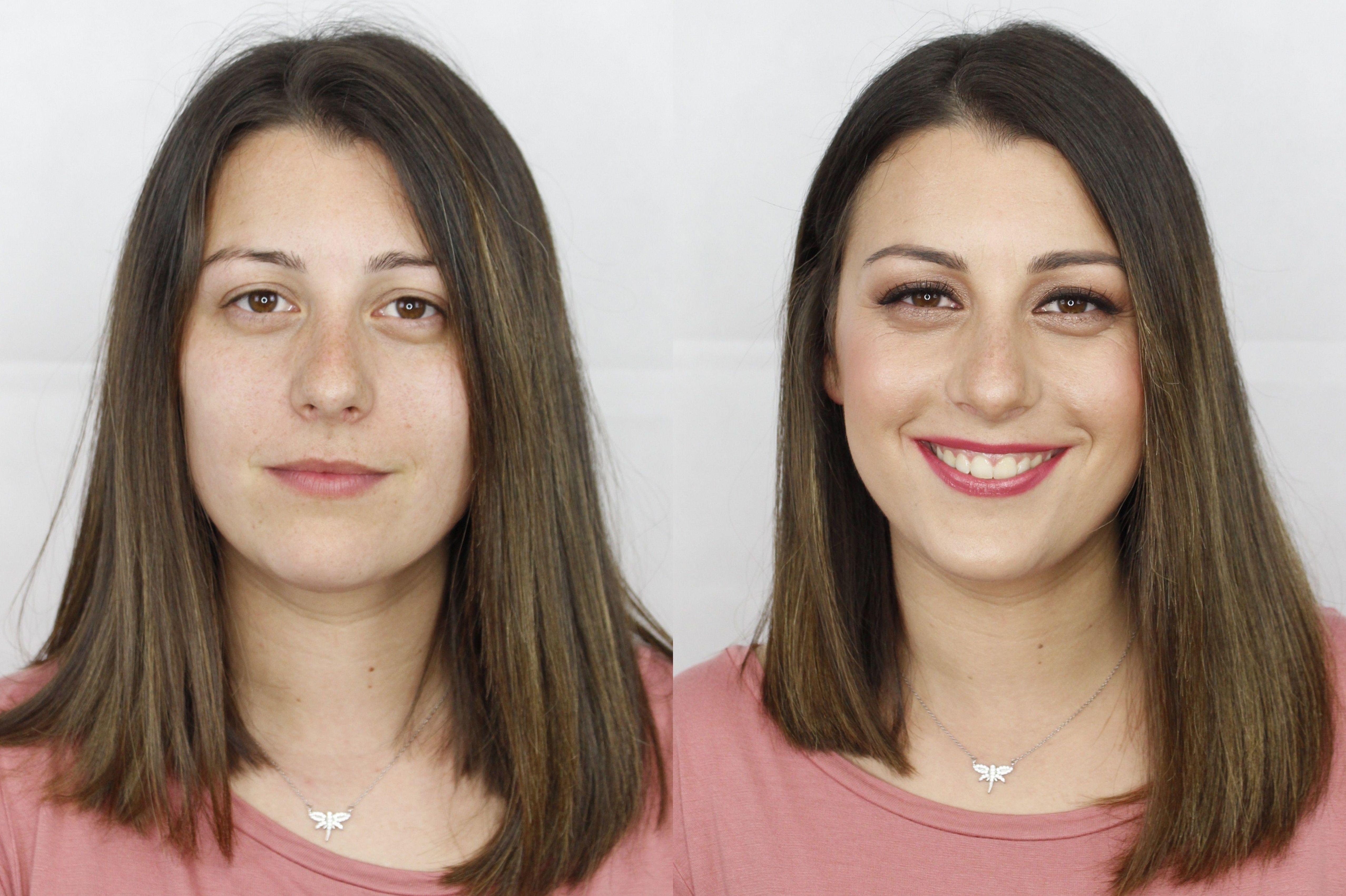 """Nuestros queridos """"antes y después"""": Nuestros productos y servicios de Maigore Makeup"""
